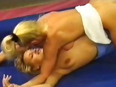Girls wrestling 7