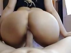Couple fucking doggy cowgirl blowjob & footjob big sexy ass porn tube video