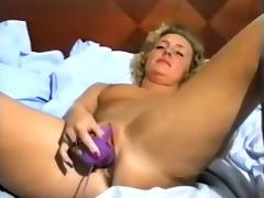 Hottest Amateur clip with Masturbation, Vintage scenes