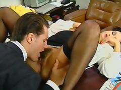 Horny pornstar Zoryna Dreams in incredible brunette, cunnilingus xxx movie