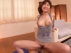 Hottest Japanese slut Yuma Asami in Exotic Fingering, Face Sitting JAV scene