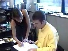 Ma patronne vicieuse porn tube video