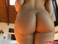 Ass, Ass, Latina, Sex, Toys, Gaping