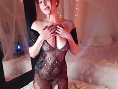 Sexy Ivy J. - Double Dildo