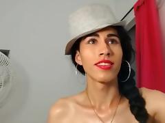 Sexy ladyboy porn tube video