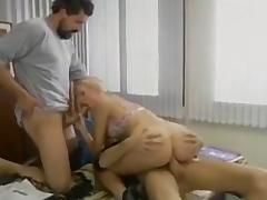 Vintage German full movie tube porn video