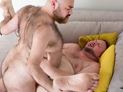Bearsilien and Bear Waters - BearFilms tube porn video