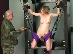 Daddy, BDSM, Big Tits, Blonde, Fetish, Grandpa