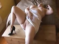 Bbw playing Tawana from dates25com porn tube video