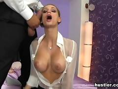 Erica Fontes in Oral Offense #1 - Hustler tube porn video