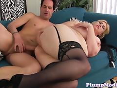 Anally fucked bbw loves doggystyle sex porn tube video