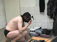 Shoe Sniffer gets Punished German 39 more at fem69.tk