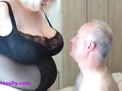 Birthday, BBW, Birthday, British, Big Natural Tits