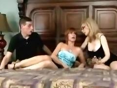 Best Homemade clip with Threesome, Stockings scenes porn tube video