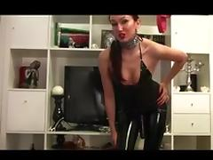 TRAINED TO WORSHIP BIG BLACK COCK - Humiliation POV Femdom