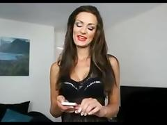 Can I practice stripping on you? porn tube video