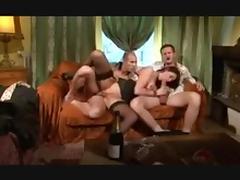 Hot milf love gangbang and anal porn tube video