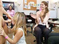 CFNM Blowjob Party In Office porn tube video