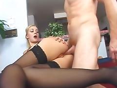 Amazing pornstars Annette Schwartz, Taryn Thomas and Laurie Vargas in horny porn movie