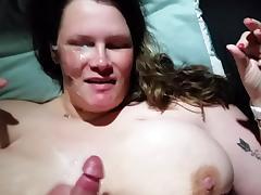 Bbw titty fuck porn tube video