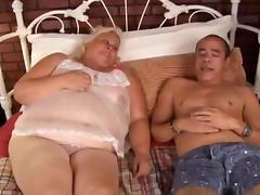 Chubby, BBW, Blonde, Chubby, Chunky, Fat