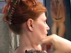 Redhair Granny #1
