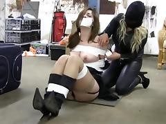 The catsuit burglar 3 tube porn video