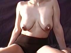 Risa - Japanese Big Nipples porn tube video