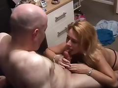 Mature British Escort bangs a punter porn tube video