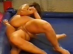 Girls wrestling 14