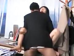 Korean, Asian, Office, Sex, Small Tits, Korean