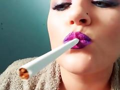 Fetish, Fetish, Sex, Smoking, Interview, Cigarette