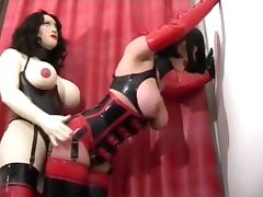 Rubber dildo dolls porn tube video