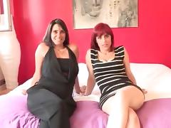 Spanish Mature junior Gangbang