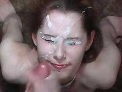 Cumshots compilation10 - hot facials porn tube video