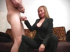 Asian, Asian, Femdom, Mistress, Ballbusting, Ball Kicking