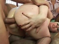 Amazing pornstars Ashley Blue and Lorelei Lee in best facial, oldie porn movie