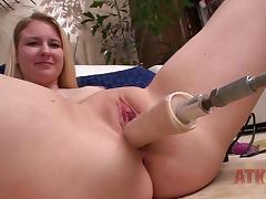 Sophie Sativa in Sex Machine Movie - AmKingdom porn tube video