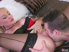Kayla Green & Martin Gun in My Brother's Horny Wife Fucked Me - MomXxx tube porn video