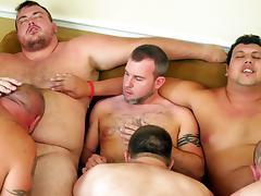 Florida, Gay, Group, Orgy, Florida