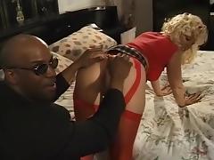 Interracial, Amateur, Anal, Assfucking, Big Tits, Blonde