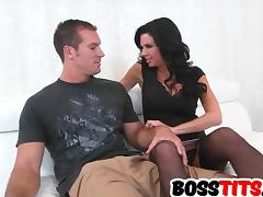 Work Relations With Busty Veronica Avluv tube porn video