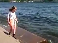 Bar, Bar, College, Fucking, Public, Russian