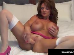 All, Anal, Cougar, Dildo, Masturbation, Squirt