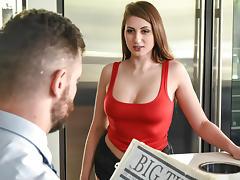 Ivy Rose & Mike Mancini in Air Blow N Bang - Brazzers porn tube video