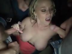 Pornokino blondine