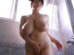 Big Tits, Asian, Big Tits, Masturbation