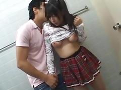 Crazy Japanese model Kotomi Asakura, Kii Kaneko, Nina in Hottest College, Compilation JAV clip