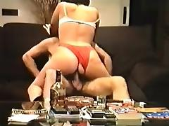 Latina mother rides her employer porn tube video