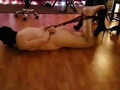 Bondage Cane porn tube video